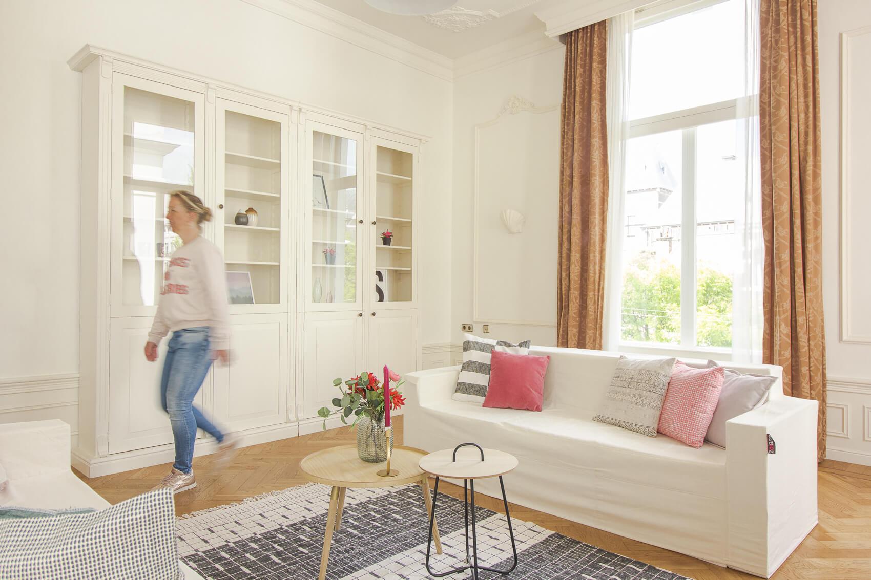 casa&co. brengt sfeer in een lege woning